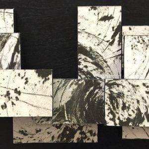 Aggitation by Barbara Mason - Assemblage