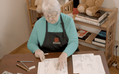 Drawing Animals from Simple Shapes with Barbara & Artey