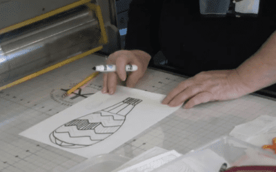 Easy Art Projects with Crayons, Markers, Tape and Paper
