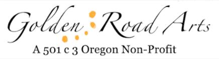 Golden Road Arts - Logo - Footer
